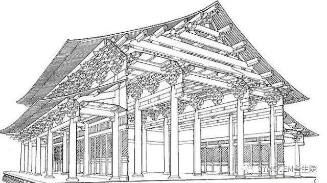 古代建筑的强大抗震设计