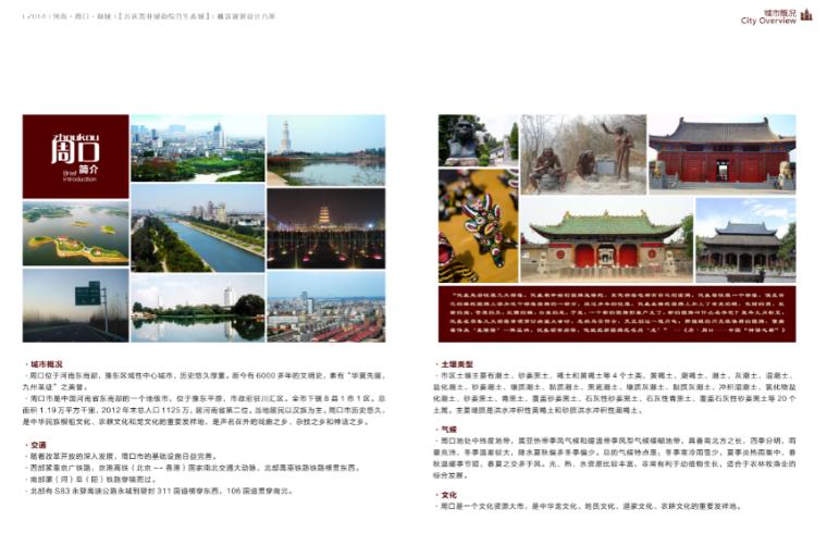 [河南]周口万达项城城南综合生态城概念规划设计方案