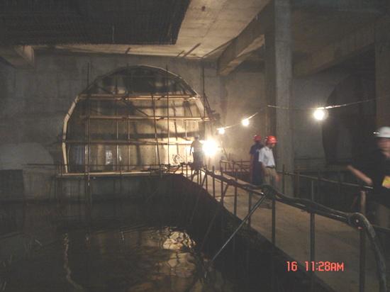地铁施工对附近建筑物的影响(67页)