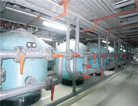 uasb反应器启动方案资料下载-[中国石化]化学水处理静设备安装施工技术方案