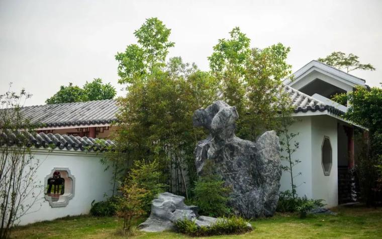 中式园林景观必备造景植物_1