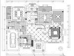 [湖南]某二层欧式别墅施工图及效果图