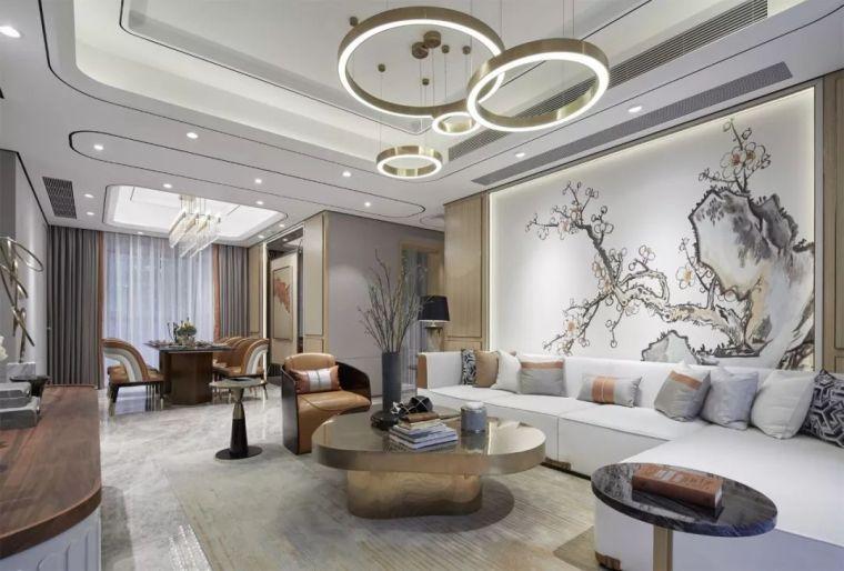 一户一宅缔造现代奢华,一砖一瓦构成温情住宅