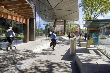 澳大利亚警局大楼及周边环境改造