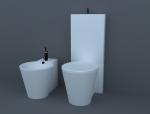 陶瓷洁具3D模型下载