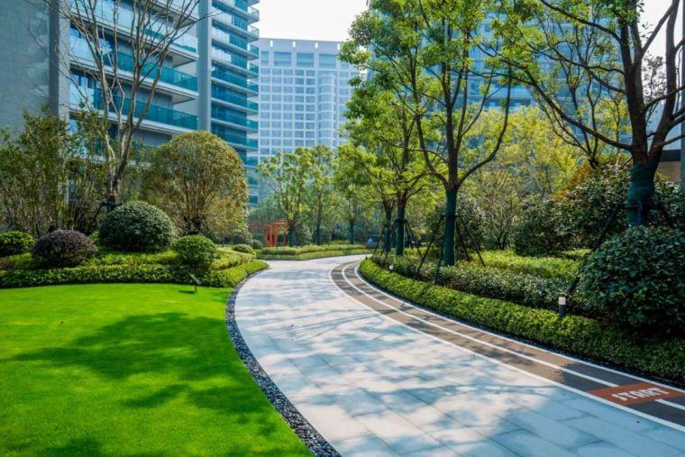 居住区|杭州示范区景观设计项目盘点_7