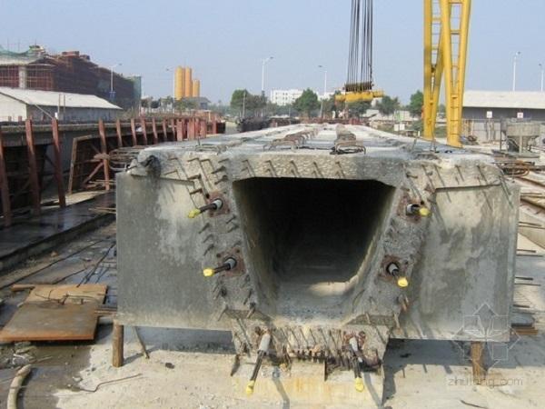 李白河二桥桥25m小箱梁安装施工方案