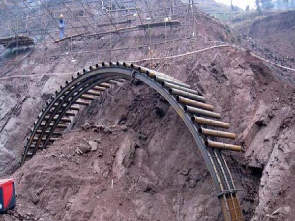 隧道是怎样建成的