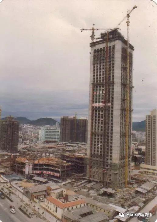 改革开放40年,盘点深圳历史上最重要的10栋超高层_5