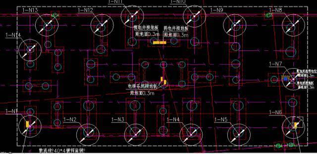 基于工程实例,看防雷接地如何施工?_3