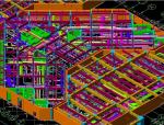 CADREVIT机电综合管线图教程