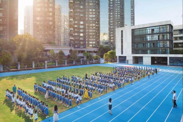 深圳海岸小学—校园景观设计_16