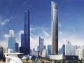 天津周大福金融中心项目机电BIM应用