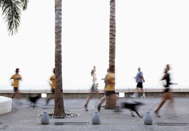 墨西哥巴亚尔塔港海滨景观设计_13