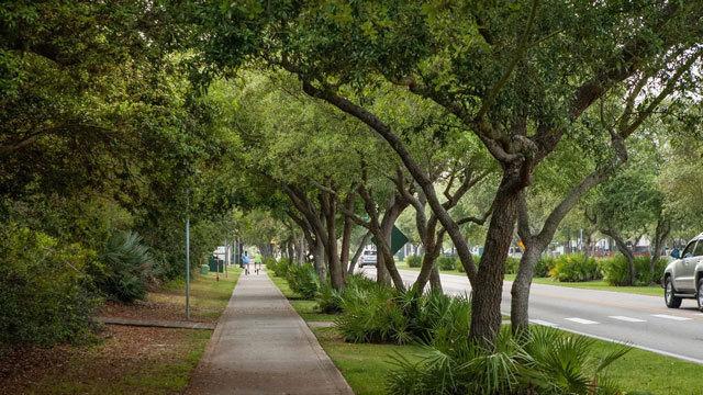 佛罗里达新城市主义社区公共景观设计_14