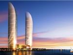 64+55层双塔框筒结构世茂大厦建筑结构全套图(950多张图)
