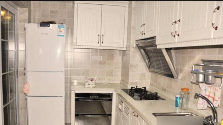 某80平温馨的家室内装修设计效果图方案(25张)