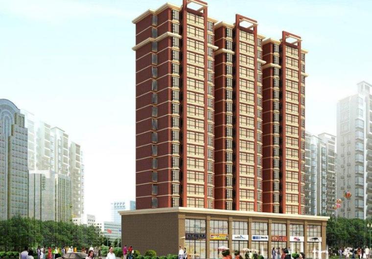 成都高层住宅cad资料下载-成都某高层住宅楼弱电工程施工组织设计方案