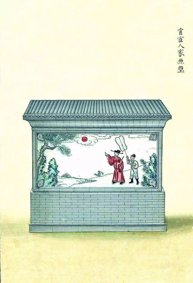另一个视角:外国人画笔下的中式古典建筑_6