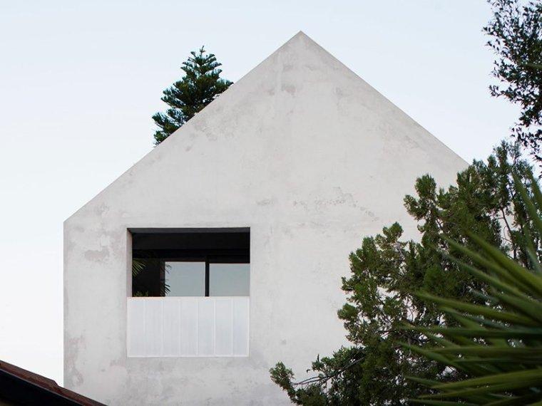 澳大利亚混凝土打造碳中和住宅-2