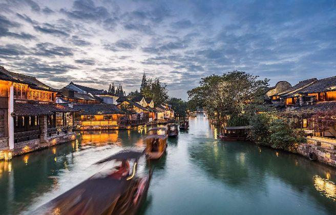 最新开业的乌镇悦景莊花间堂,带你领略唐风雅韵之美!