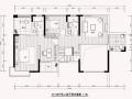[广东]现代风格复式别墅效果图及施工图