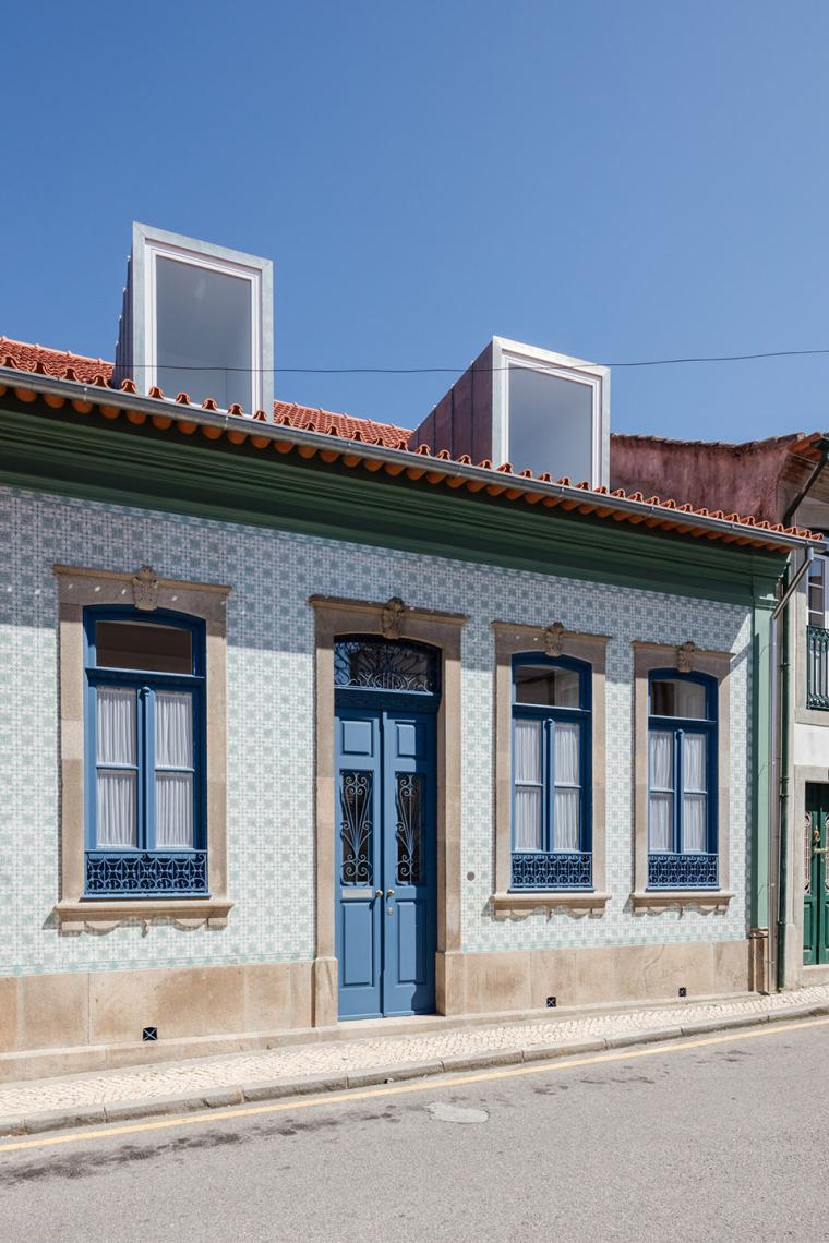 葡萄牙奥瓦尔住宅-17