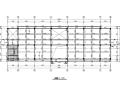3层框架结构办公楼结构施工图(CAD、19张)