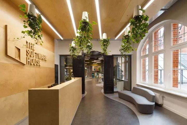 创意办公空间设计案例欣赏|国外设计
