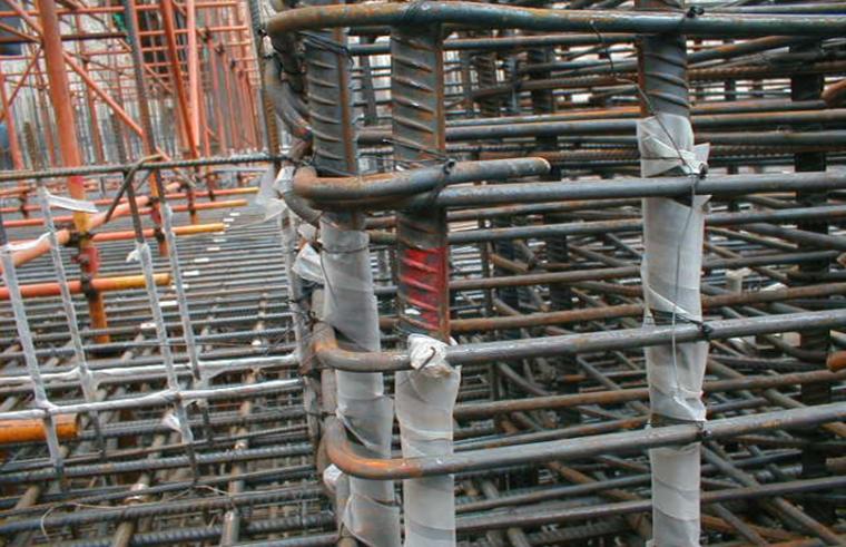 [北京]信息技术研发基地项目测量施工方案