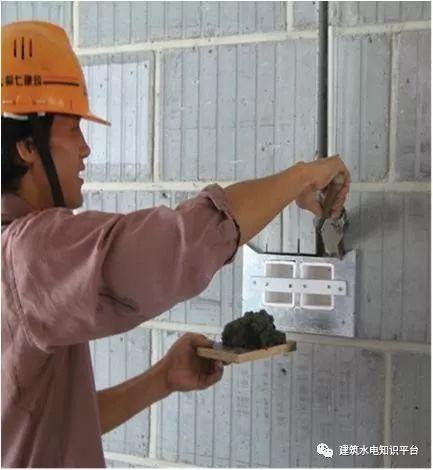 机电安装工程预留预埋施工工艺图文,非常全的一篇!_32