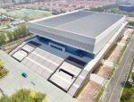 [天津]体育馆项目施工图(给排水、暖通、机构、建筑、强弱电)
