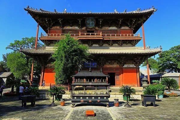 中国现存的木结构古建筑前50座,看一眼少一眼了~_17