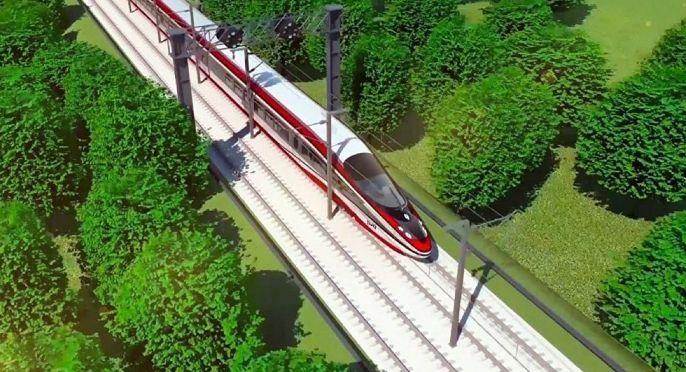中车PK西门子:俄铁路公司宣布俄罗斯高铁制造商候选名单