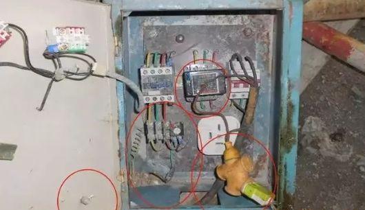 建筑施工现场临时用电安全隐患,全都是错误做法!_22