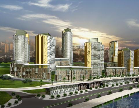 [重庆]龙湖·春森彼岸四期工程T2-3栋人工挖孔桩安全施工方案