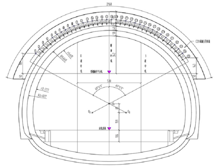 隧道超前管棚施工专项方案