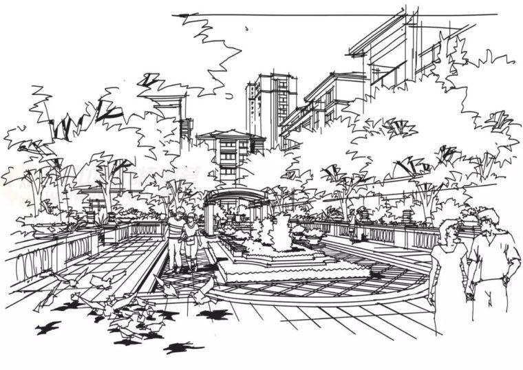作为景观设计师必须掌握的景观线稿表现_7