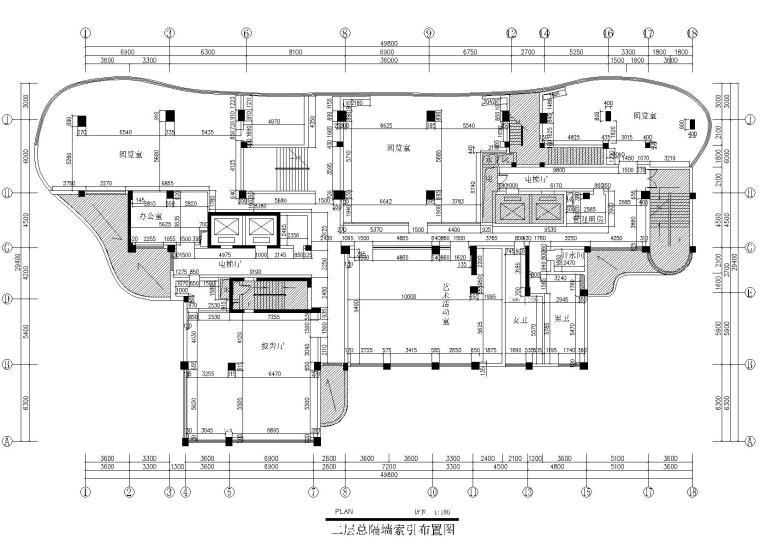 [湖北]某青少年教育活动中心设计图(含效果)