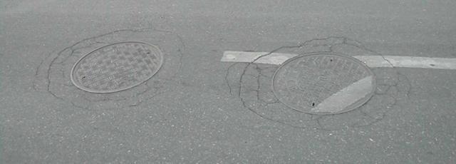 市政道路检查井安装施工常见质量缺陷
