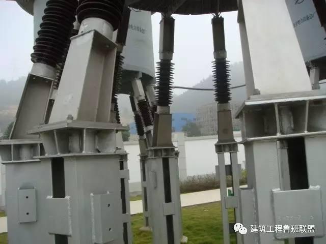 变电站电气安装施工的工艺做法,实例对照清晰解读!