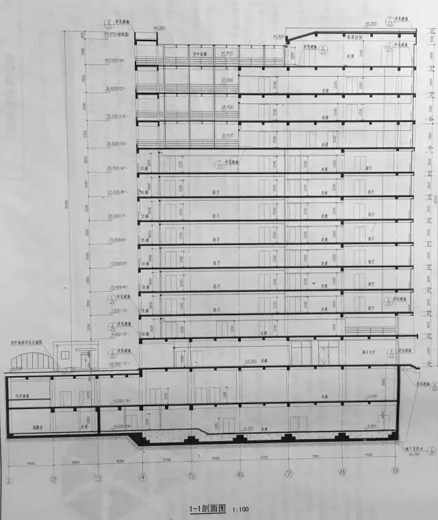 建筑施工图绘制攻略(二)
