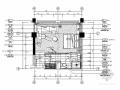 [湖北]30平米清新自然单身公寓室内施工图(含效果图)