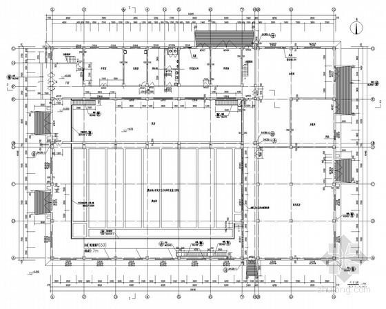 [内蒙古]电厂再生水深度处理站工程设计图纸