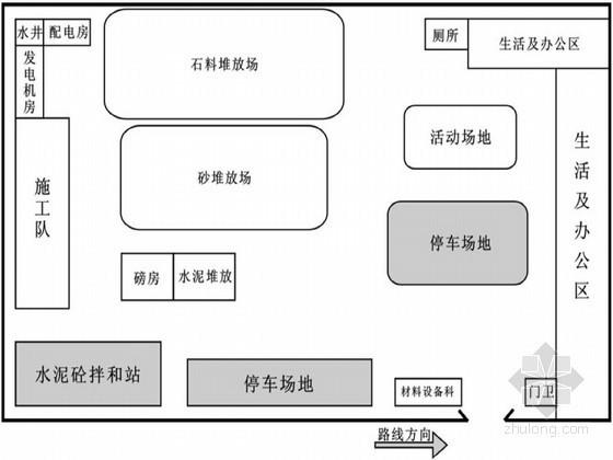 [湖南]灌区渠道续建配套与节水改造工程施工组织设计