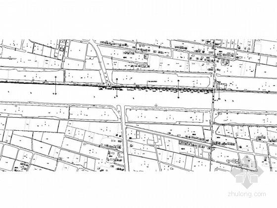[上海]河道维修改造工程施工图(护岸工程 绿化工程)