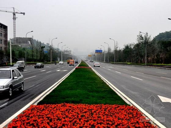 [福建]通港大道改扩建工程施工组织设计120页(含桥梁)