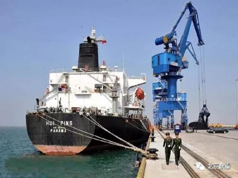 海港码头结构健康监测