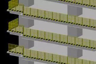 中建施工现场洞口、临边防护做法及图示!_3
