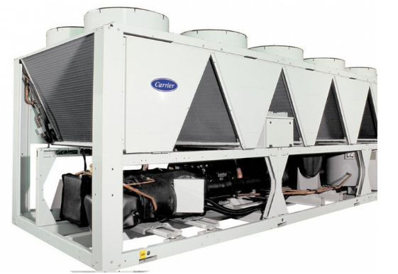 风冷热泵机组系统操作程序及注意事项